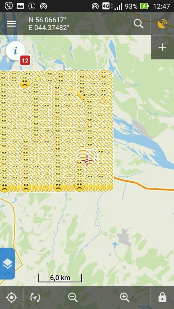 Locus Map инструкция. Курс второй.