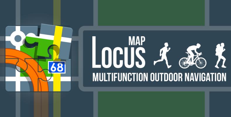 """…MORE FUN(CTIONS) FOR YOUR ADVENTURES"". <br> Таков девиз команды Locus Map"